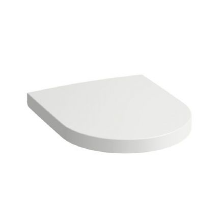 893341 - Laufen Sonar Quick Release WC / Toilet Seat with Soft Close - 8.9334.1
